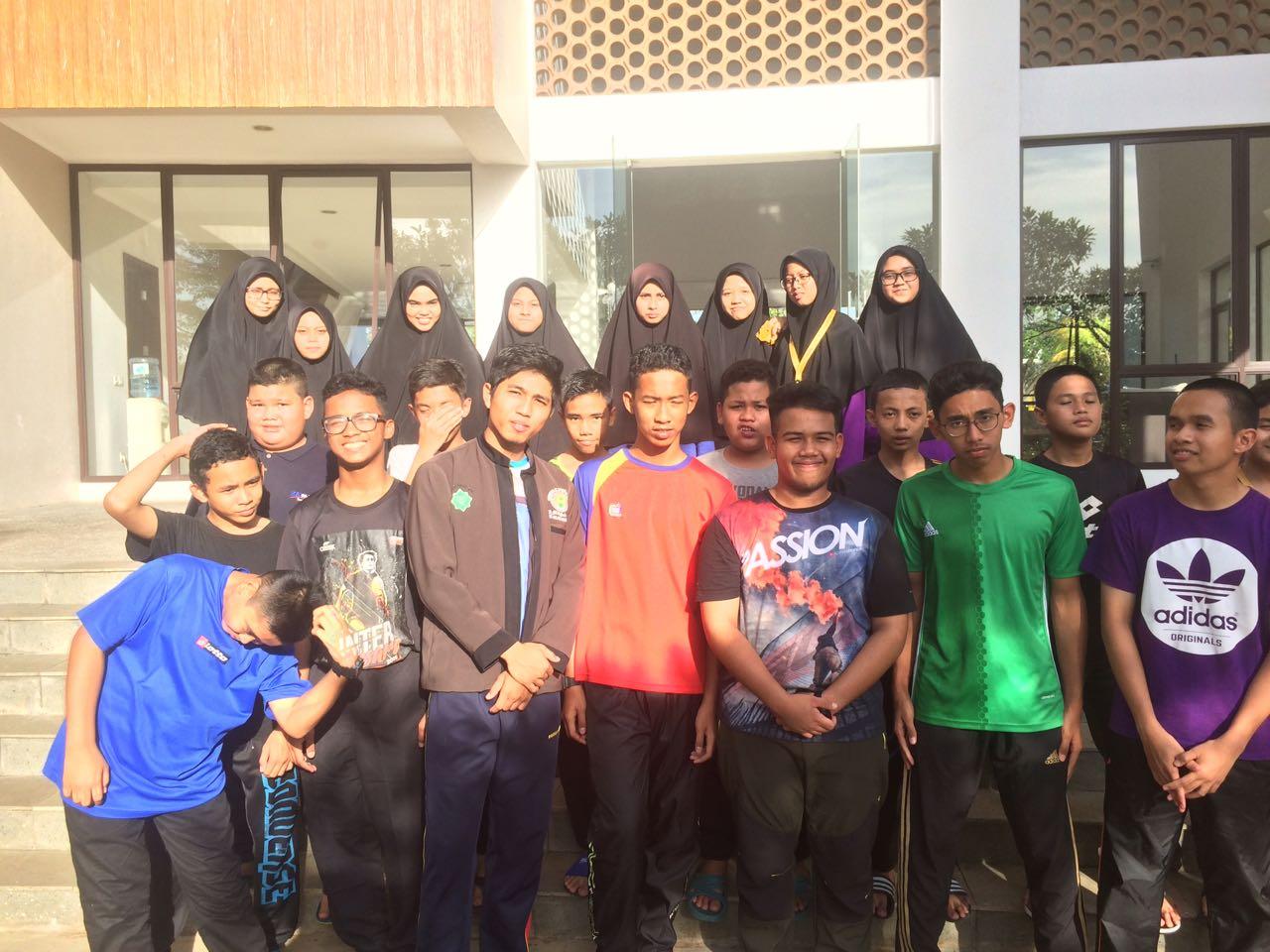 Kegiatan Dauroh Murojaah Desember 2017 (1)