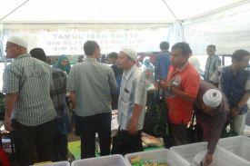 Bazar Sembako Murah Setiap Ba'da Jumat
