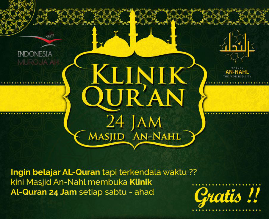 Klinik Qur'an 24 Jam