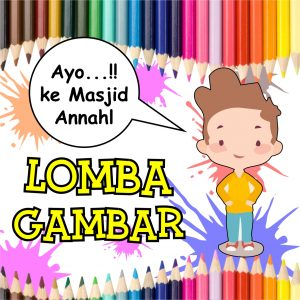 Lomba Menggambar Annahlbsdcity