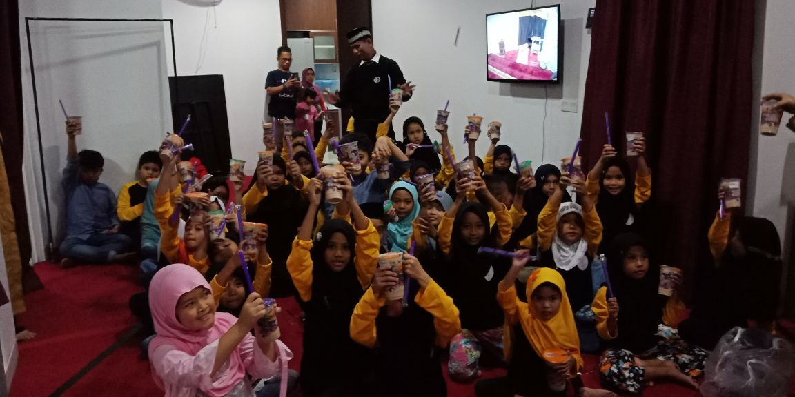 Pesantren Ramadhan TPA Annahl