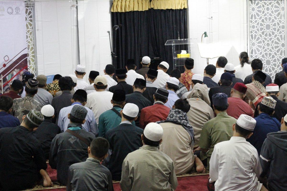 BERSAMA 500 PENGHAFAL AL-QURAN INDONESIA MUROJAAH GELAR TARAWIH 5 JUZ DALAM SETIAP MALAMNYA