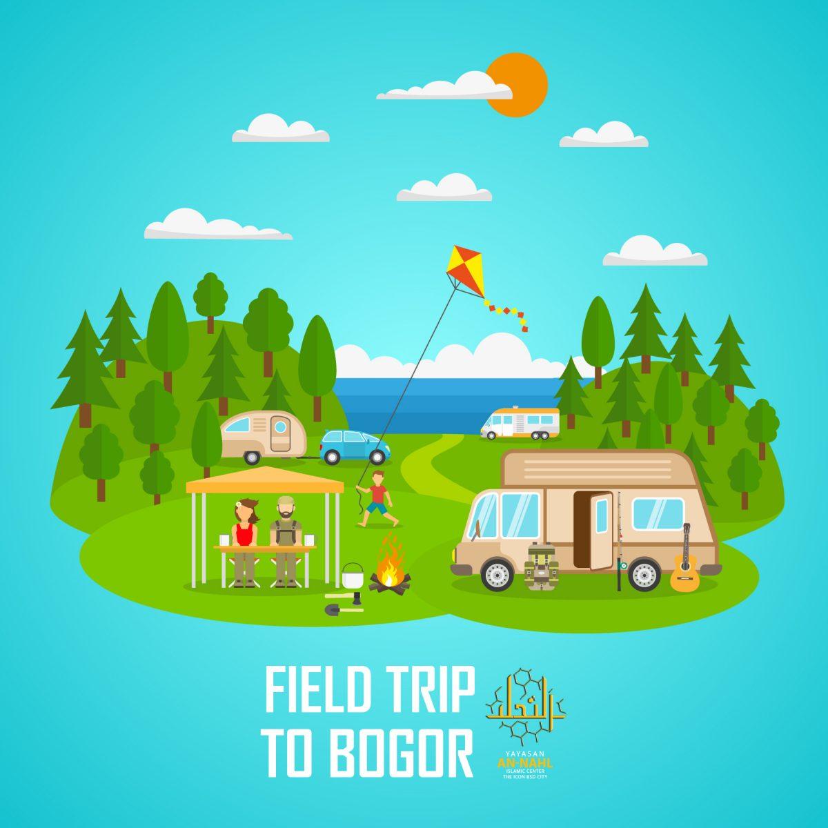 FIELD TRIP TO BOGOR